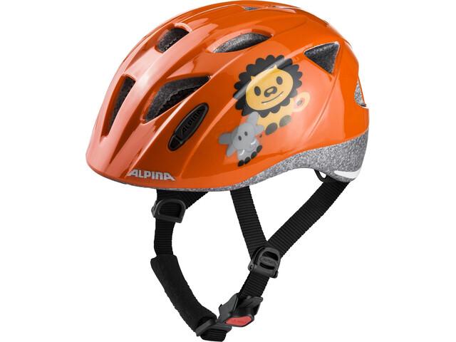 Alpina Ximo Cykelhjelm Børn orange (2019) | Helmets